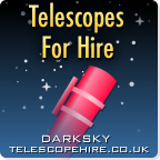 DarkSky Telescope Hire