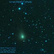 "<font class=""tempImageTitleThumbText"">Comet C/2019 Y1 (ATLAS)</font><br>Odd Trondal<br>Mar 22 3:58pm<br>Oslo"