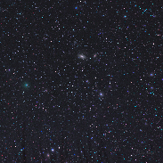 "<font class=""tempImageTitleThumbText"">Comet ATLAS And M81-2</font><br>Petr Horálek<br>Mar 17 6:13pm<br>Ústupky, Czech Republic"