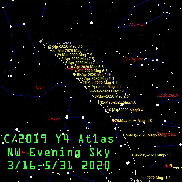 "<font class=""tempImageTitleThumbText"">Comet Atlas Updated</font><br>Wayne Wooten<br>Mar 16 4:36pm<br>Pensacola State College"